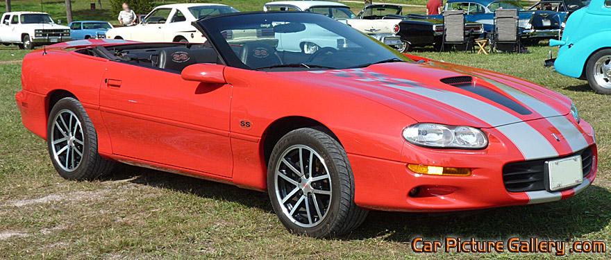 2002 Camaro Z28 Convertible